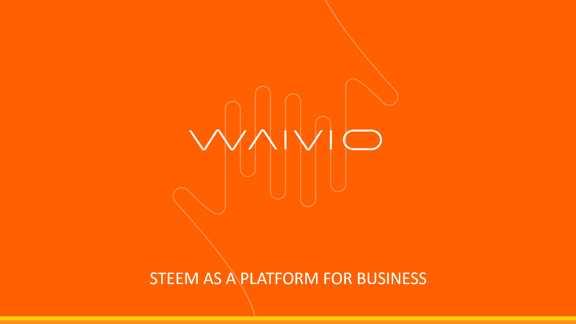 Steem as a platform for business